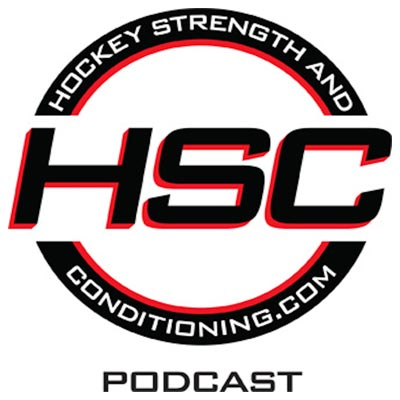 Strength Tek Podcast for HSC Logo
