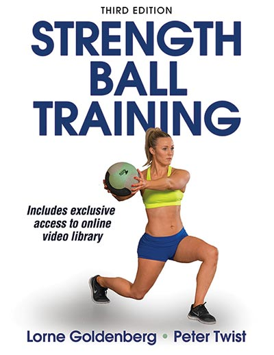 Strength Tek Strength Ball Training Banner