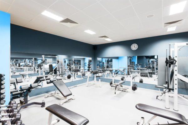 Strength Tek Indoor Gym