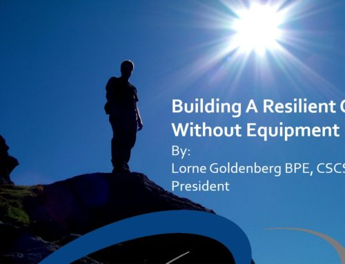 Building A Resilient Core Without Equipment